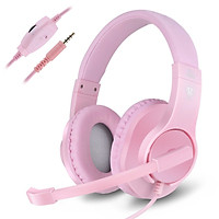 Tai Nghe Gaming Headset SL-300 Pink (Màu Hồng)