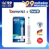 Bàn chải đánh răng điện Oral-B, hàng chính hãng 100%