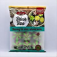 [Chỉ giao HCM] Bánh Bao Hương Lá Dứa Khoai Môn 300g