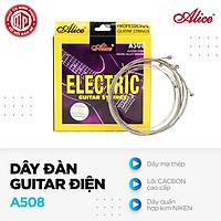 Bộ dây đàn guitar điện cao cấp Alice A508 - Hàng nguyên hộp - Hàng chính hãng