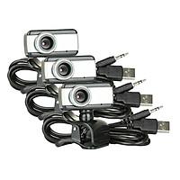 3Pcs Web Camera Digital USB Webcam Camera With Microphone For Laptop Desktop