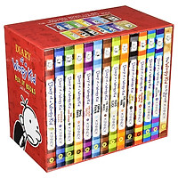 Diary of a Wimpy Kid Box of Books 1-13