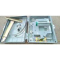 Hộp phối quang 16/24FO Outdoor nhựa, đầy đủ phụ kiện. Hàng nhập khẩu