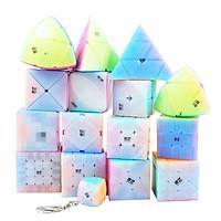 Bộ Sưu Tập Rubik Jelly QiYi 2x2 3x3 4x4 5x5 Tam Giác Cao cấp