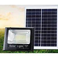 Đèn pha led năng lượng mặt trời 200W - siêu bền, an toàn, tiết kiệm-hàng chính hãng