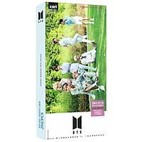 Bộ postcard BTS Caramel 204 pcs mẫu mới nhất