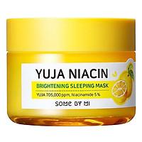 Mặt Nạ Ngủ Dưỡng Trắng Chiết Xuất Từ Trái Thanh Yên Some By Mi Yuja Niacin 30 Days Miracle Brightening Sleeping Mask