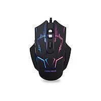 Chuột quang chơi game tích hợp LED độ phân giải cao - Hades Gaming Optical Mouse Actto GMCS-15 - Hàng chính hãng