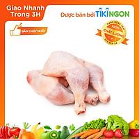 [Chỉ giao HN] - Đùi Gà góc tư  Đông Lạnh NKP (1kg) - được bán bởi TikiNGON - Giao nhanh 3H