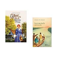 Combo 2 cuốn sách: Anne Tóc Đỏ Và Ngôi Nhà Mơ Ước + Ba gã cùng thuyền