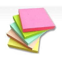 Combo 5 tập giấy note kt 3x3cm