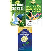 Combo Tuyển Truyện Hay Dành Cho Lứa Tuổi Chớm Yêu: Bông Hoa Mẫu Đơn Màu Trắng + Hoa Nắng Xôn Xao + Nhật Ký Buồn Cho Hải Âu (3 Cuốn)