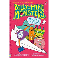 Usborne Billy and the Mini Monsters Monsters on a Plane