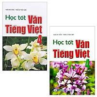 Combo Học Tốt Văn - Tiếng Việt 4: Tập 1 Và 2 (Bộ 2 Tập)