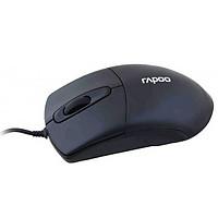Chuột có dây RAPOO N-1050 USB - Hàng chính hãng