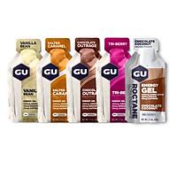 Gel năng lượng GU Energy - Mixed Combo 5 gói (Giao vị ngẫu nhiên)