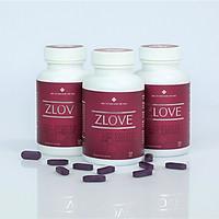 [COMBO 4 HỘP] Thực phẩm bảo vệ sức khỏe ZLove - se khít tức thì, tăng nội tiết tố cho phụ nữ
