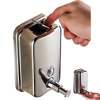 Bình đựng nước rửa tay,sữa tắm ,dầu gội đầu Inox 500ml