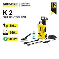 Máy Phun Rửa Áp Lực Cao  Karcher K 2 Full Control Car