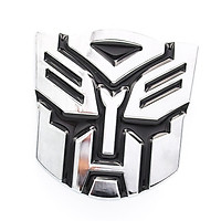 Sticker metal hình dán 3D Transformers: PROTECT the Earth