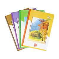 Vở kẻ ngang 72 trang Pupil Bốn Mùa 1004 (lốc 20 quyển) - NEW 2020 (Giao màu ngẫu nhiên)