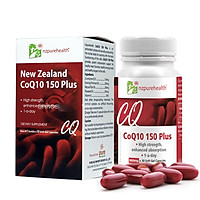 Thực phẩm chức năng COQ10 150 Plus, bổ tim mạch (30 viên)