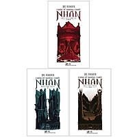 Combo 3 Cuốn Chúa Tể Những Chiếc Nhẫn: Nhà Vua Trở Về + Đoàn Hộ Nhẫn + Hai Tòa Tháp (Tái Bản)
