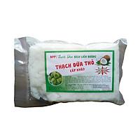 Thạch Dừa Ép Khô (Thạch Dừa Thô) 12Ly
