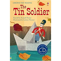 Usborne The Tin Soldier + CD