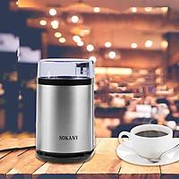 Máy xay Cafe mini tự động thép không gỉ - Sokany 3001 - Hàng chính hãng
