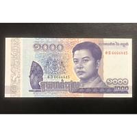 Tiền Cambodia Campuchia 1000 riels