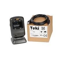 Máy quét mã vạch 2D để bàn Teki TS40 Hàng chính hãng