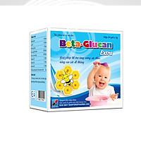 Beta-Glucan Extra- Tăng khả năng phòng bệnh, nâng cao sức đề kháng cho trẻ
