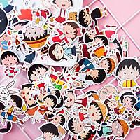 Set 60 Sticker Maruko