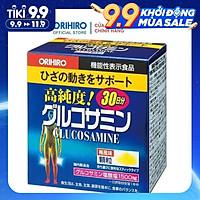 Bột bổ xương khớp bổ sung Glucosamine Orihiro 30 gói