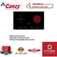 Bếp Điện Từ CANZY CZ 900GEB - Chính Hãng