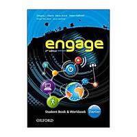 Engage Starter Student Book & Workbook with MultiROM 2Ed