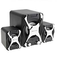 Computer Speakers Dual Subwoofer Speaker Economic HIFI 3W Subwoofer Notebook