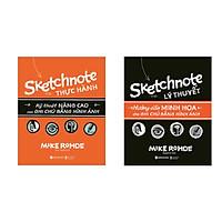 Combo Tự Học Sketchnote: Sketchnote Thực Hành + Sketchnote Lý Thuyết