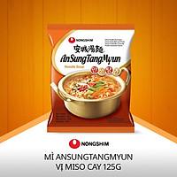 Mì gói NongShim Hàn Quốc Ansungtangmyun vị miso cay