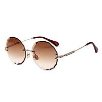 Womens Fashion Oversize Sunglasses Tinted Lens Eyewear Shades UV400