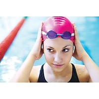 Nón bơi chống nước silicon - Giao màu ngẫu nhiên