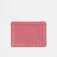 Ví Đựng Thẻ Card Holder Da Thật Genuine Leather Kiểu Dáng Thanh Lịch Aaa Jeans