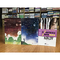 Combo tiểu thuyết lay động tâm can người đọc: Rừng Nauy + Tìm Em Giữa Ngàn Sao Lấp Lánh