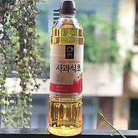 Giấm Táo Daesang Hàn Quốc ( Chai 900ml )