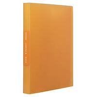 Bìa 60 Lá KingJim 186-60GSV - Orange