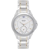 Đồng hồ Neos N-30830L nữ dây thép cao cấp
