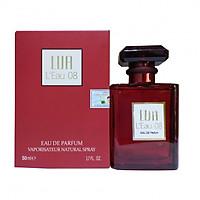 Nước Hoa Nữ L'Eau 08 LUA Perfume 50ml - Trẻ trung, tươi mát, hiện đại & gợi cảm
