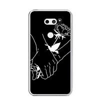 Ốp lưng dẻo cho điện thoại LG V30 - 0081 HANDBYHAND - Hàng Chính Hãng