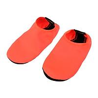Water Skin Shoes Aqua Socks for Beach Swim Surf Sport Yoga XXS(27-30) Black